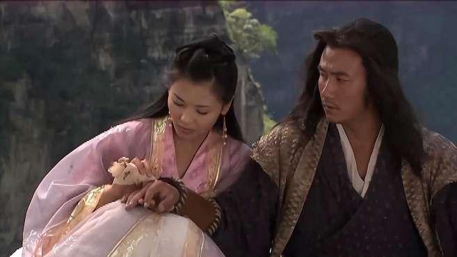 阿朱深爱乔峰苦等五天五夜,谁料乔峰突然暴怒,要对阿朱痛下杀手