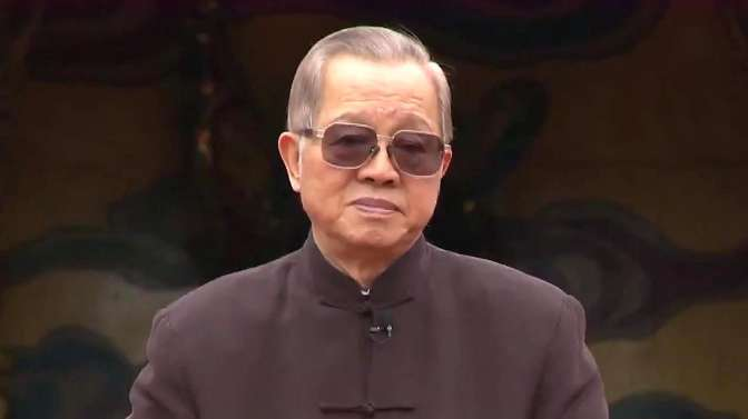 曾仕强讲座:教授在罗浮山论道,讲述道在中国人心中的重要性!