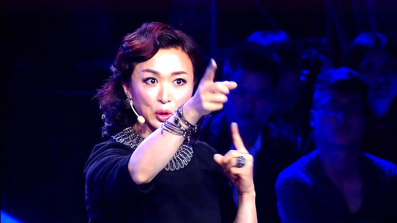 中国好舞蹈:17贵州跳芭蕾舞女孩,想学金星眼神表演,还真学到了