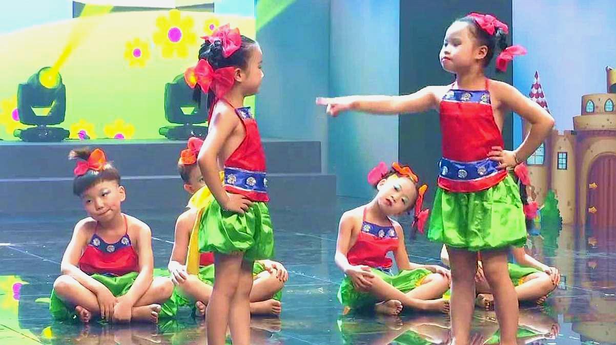 幼儿舞蹈《拍拍手》