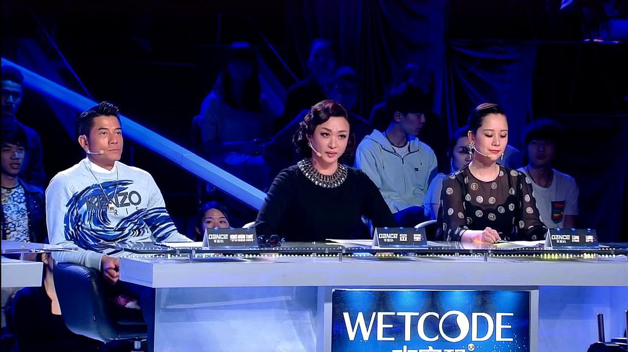 中国好舞蹈:武汉小伙表演现代爵士舞,获3评委全票通过