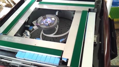 自动麻将桌到底是如何工作的?相当于一个小型自动化流水线