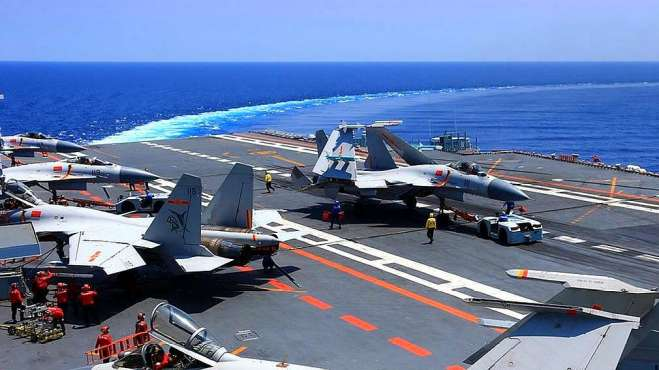 增长6.6%,今年军费达1.268万亿,国防部:主要花在这4个方面
