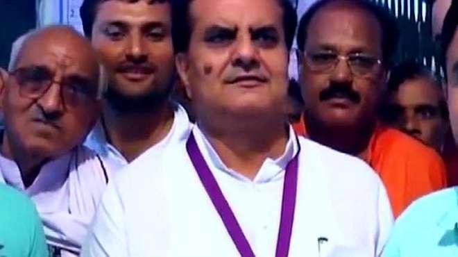 印度副总统新冠检测阳性