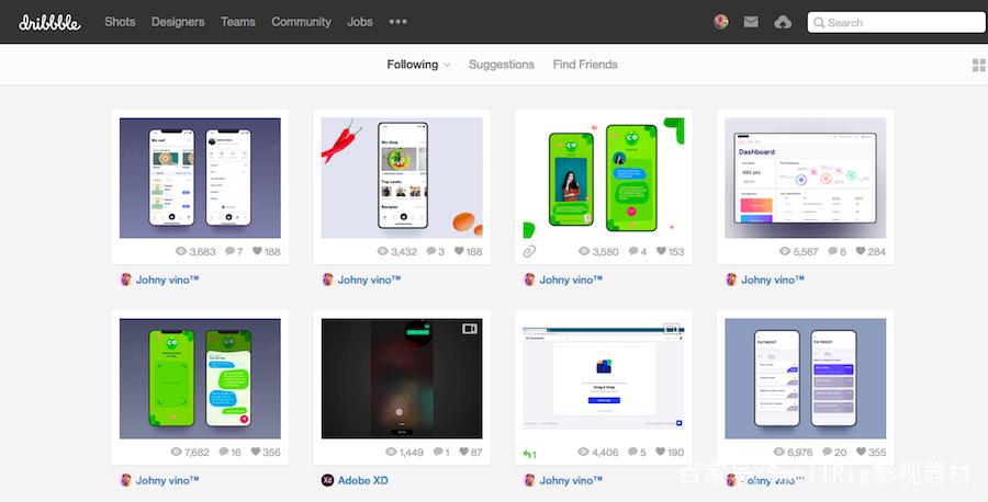 超全!拯救设计师之100个设计资源网站,再也不用愁配图了!