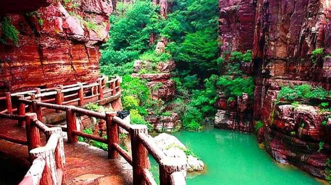 河南这5个5A级景区,每一处各有特色值得观赏,你去过几个!