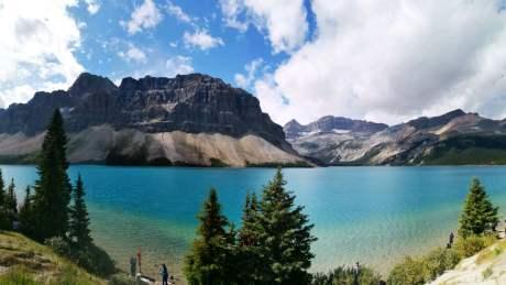 大头出游:加拿大的班芙国家公园