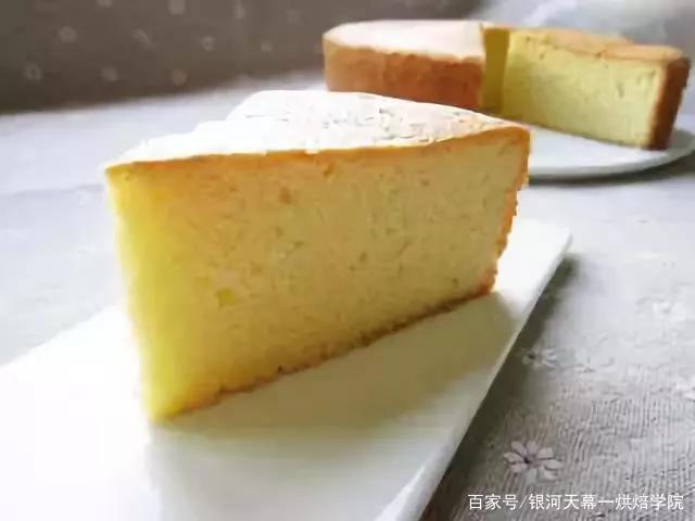 蛋糕要好吃,首先要会做一个全蛋海绵蛋糕胚~