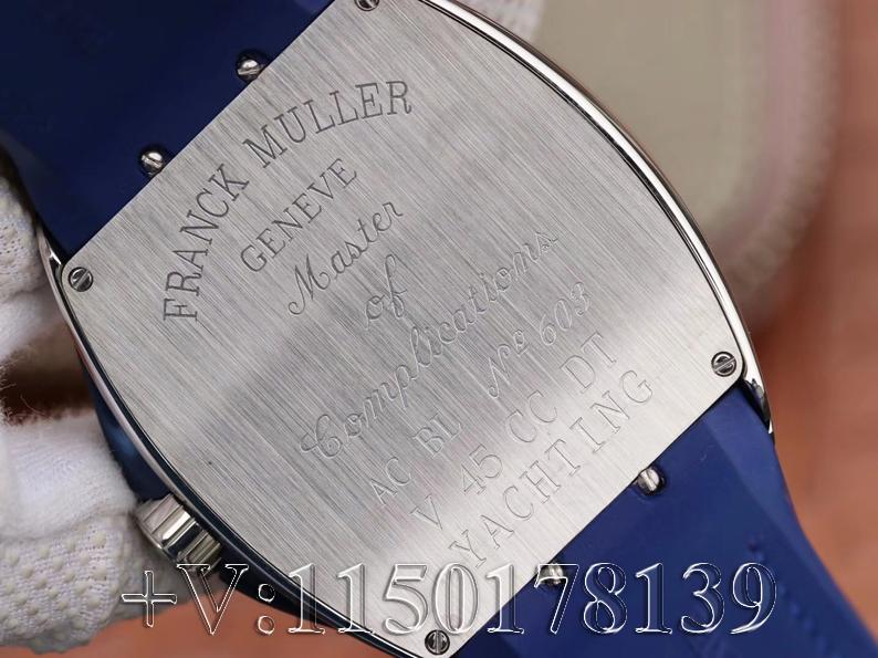 测评:FM法兰克穆勒V45遊艇质量如何?价格多少?