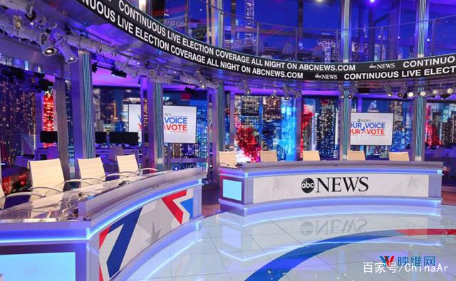 美国广播公司用360度直播和AR技术备战美国中期选举 AR资讯 第2张