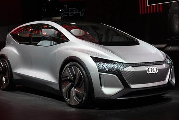 2019法兰克福国际车展:奥迪AI:ME概念车亮相