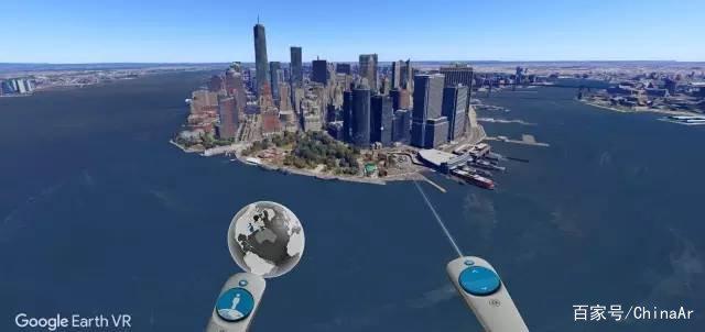 惊艳!google earth vr 在线VR观看全球【多图】 VR资源_VR游戏资源_VR福利资源下载_VR资源你懂的 第27张