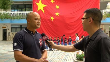 深圳卫视再访光头刘Sir:香港教育出大问题