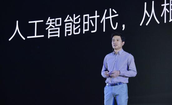 李彦宏入选最受关注的十大AI领军人物,百度助力中国AI崛起