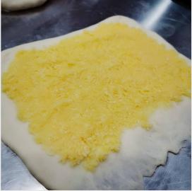 懒人做法椰蓉小吐司,美味可口,在家就能做