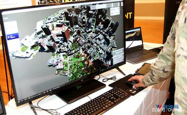 美国陆军投资近1亿美元用VR模拟真实城市战场