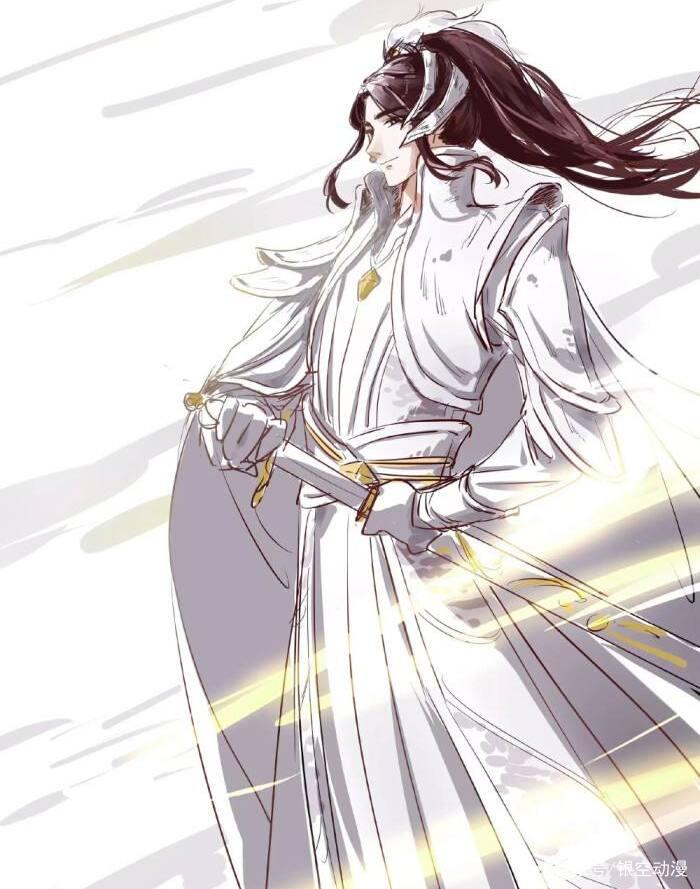 天官赐福:白衣祸世还是乌庸太子,君吾的一念之间便可拯救苍生