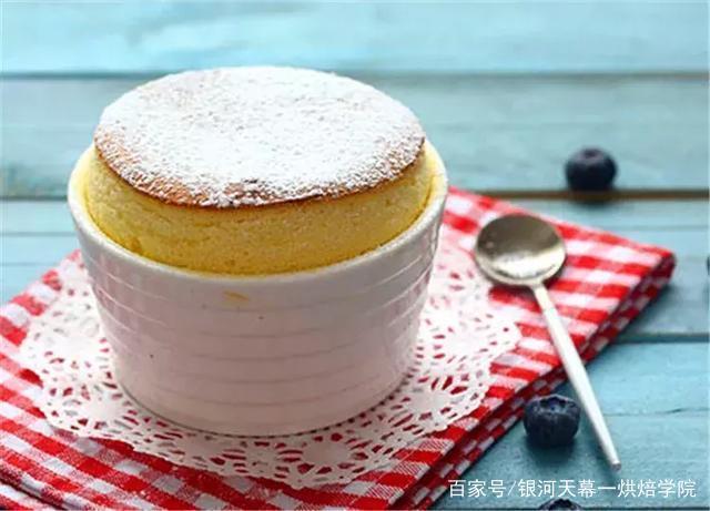 """烘焙教程:浪漫法式甜点""""舒芙蕾蛋糕"""""""
