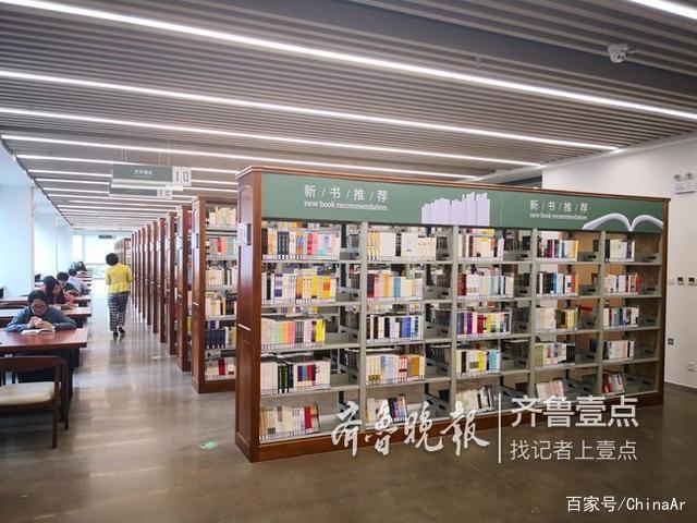 山东省区县级首个AR互动百科图书馆 AR资讯 第3张