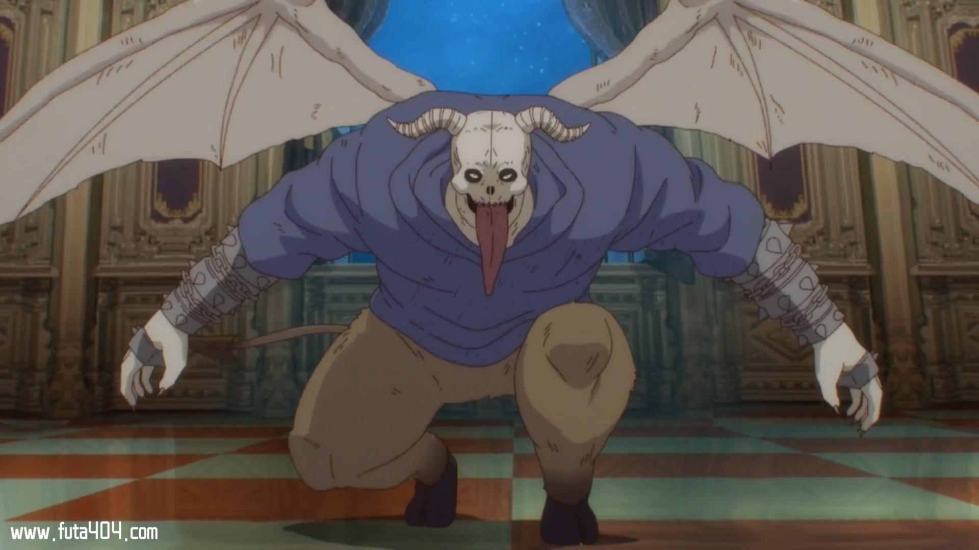 异兽魔都 第10话 异兽魔都 动画在线