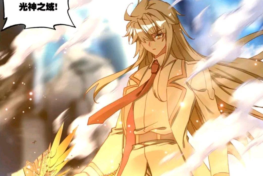 神印王座漫画:龙皓晨被骗,事情发生了反转,他会做出怎样的抉择