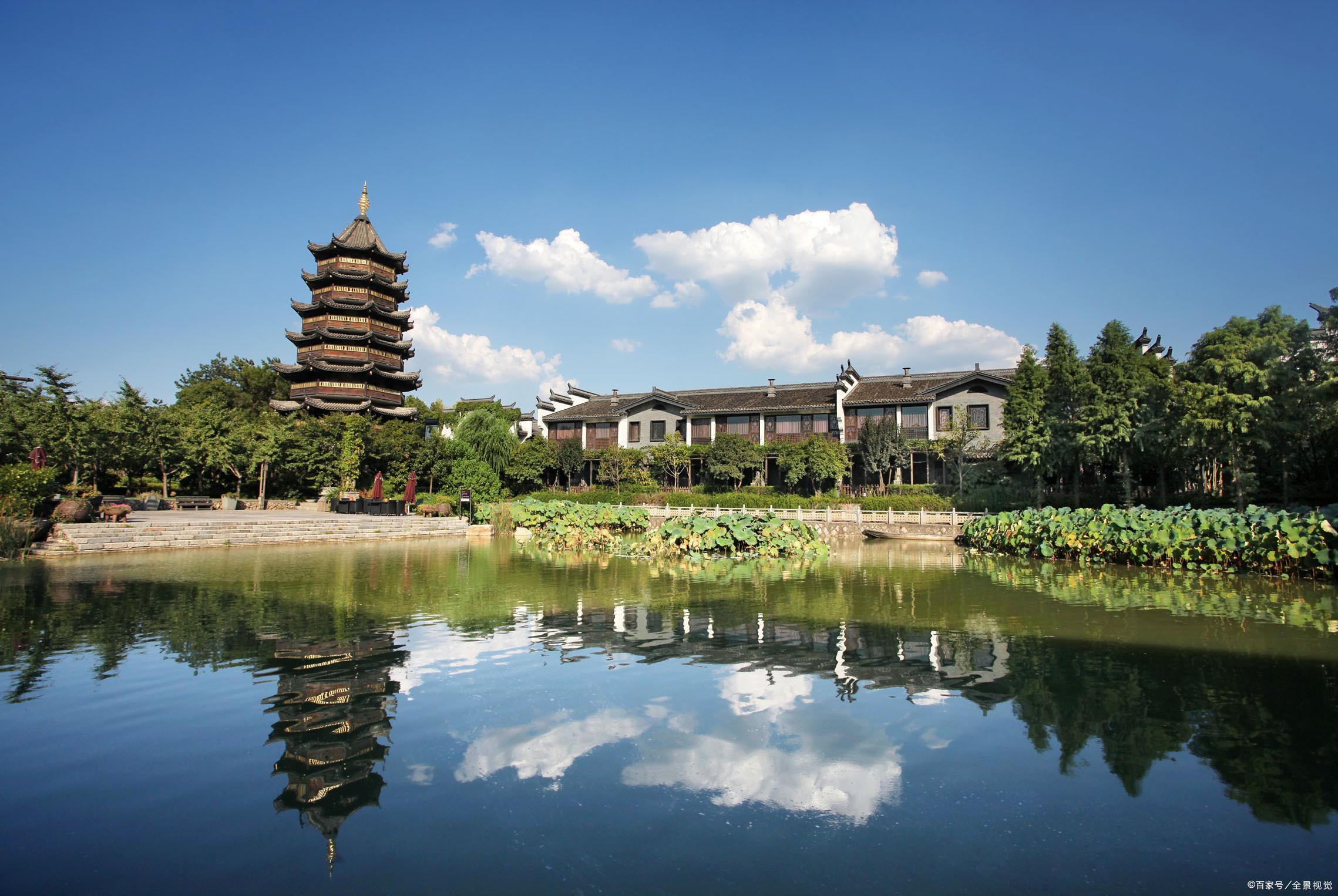 """中国首个""""网红城市"""",堪比""""天堂"""",市内景区因白居易成名?"""