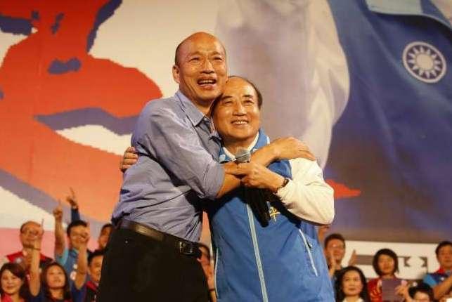 假如韩国瑜最后真被国民党征召出来选2020,王金平松口:尊重决定