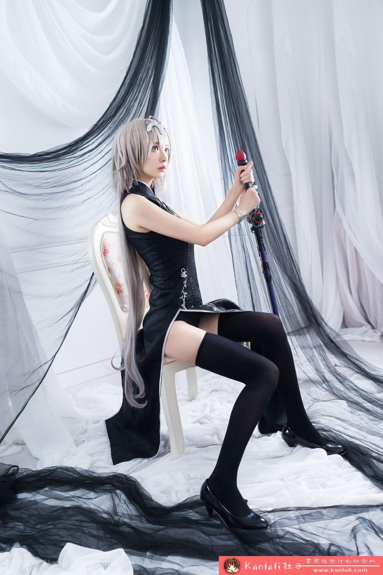 【疯猫ss】疯猫ss写真-FM-014 cosplay御姐风范 [9P]