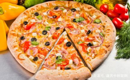 家常披萨的做法和步骤