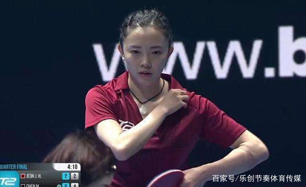 生在中国却成韩国乒乓球选手!曾在国乒等待2年,在当地人气颇高