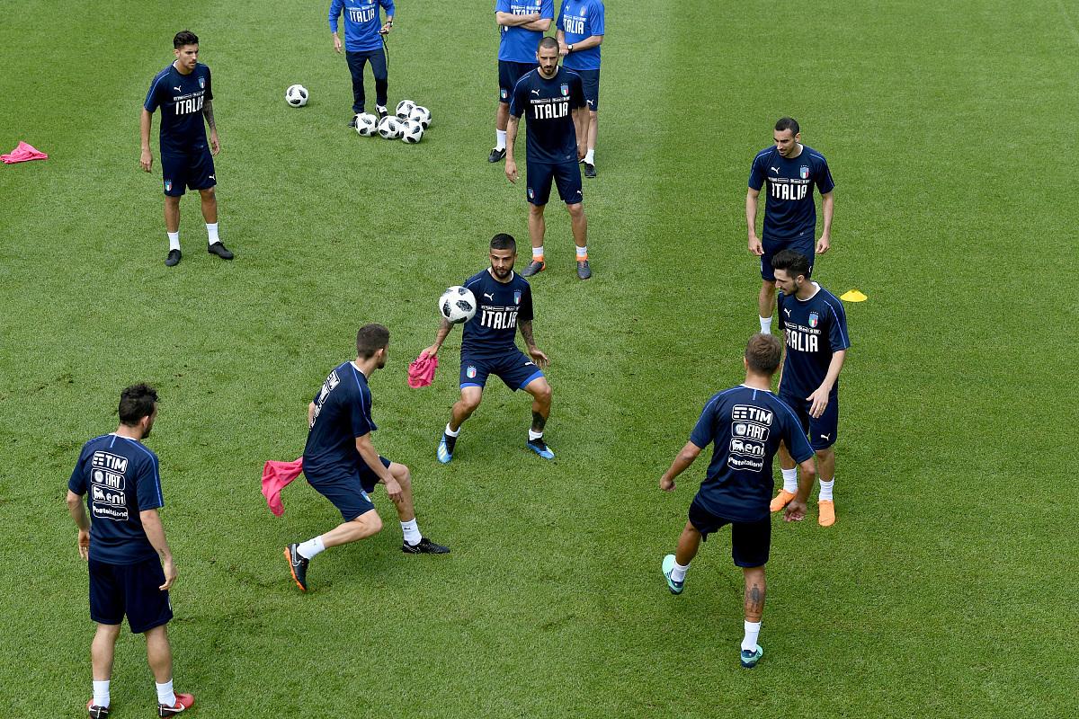世界杯欧预赛第二轮前瞻:保加利亚VS意大利,蓝衣军团力争两连胜