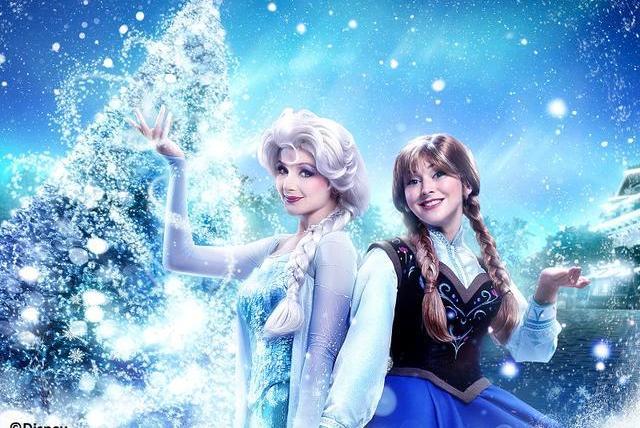 《冰雪奇缘2》瞩目回归!魔力席卷香港迪士尼乐园