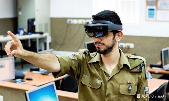 未来战争必备!AR技术让军队实力再上一个台阶 AR资讯 第2张