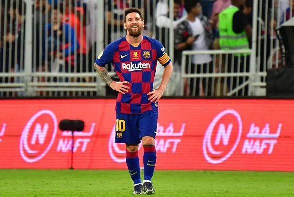 梅西领衔2021年自由球员最贵阵容 3位亿元先生2位英超金靴