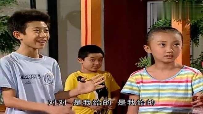 家有儿女:刘星让玲玲吃泻药,这样就可以不用参加钢琴比赛了