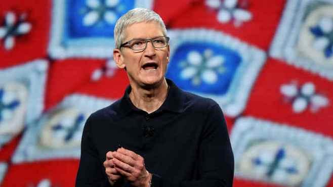 库克称苹果关注政策而不是政治