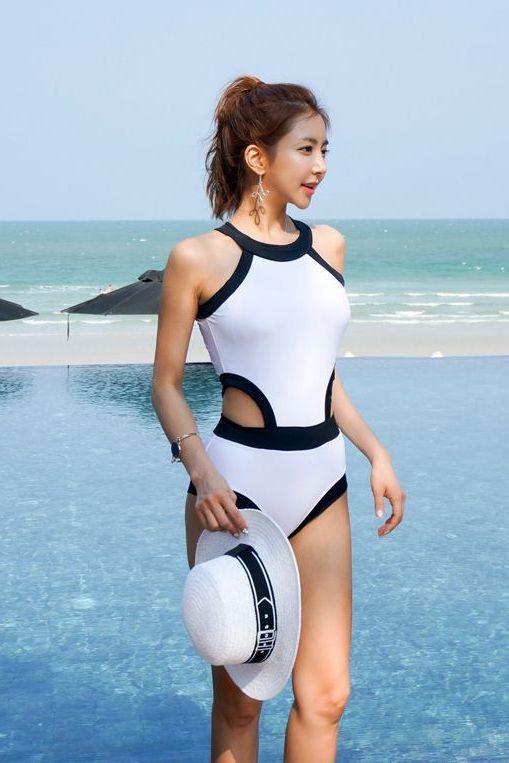 韩国八大泳装模特比基尼美图乐多美图网整理第2期