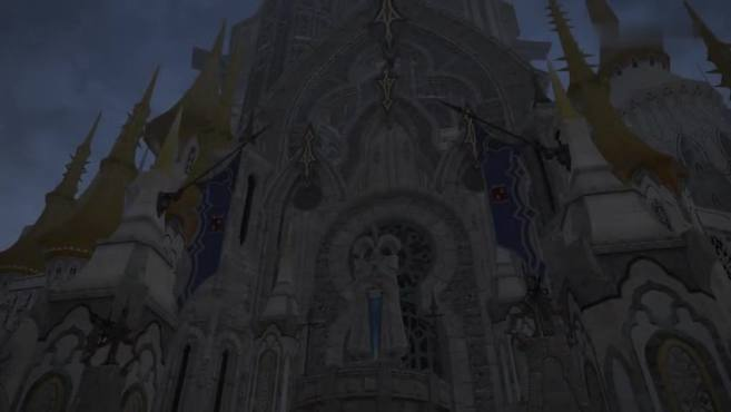 「FF14」更新完毕!3.0主线任务合集(中配)第一集 壮丽的皇都