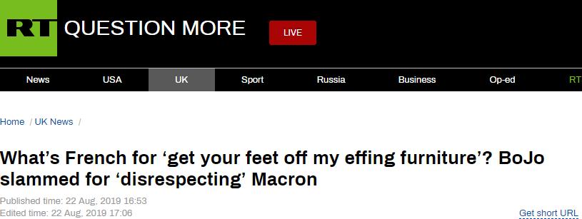 英国首相把脚踩到桌上,网友吵翻了!完整视频曝光后剧情却逆转