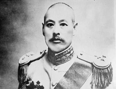 吴佩孚:蒋介石之前的中国最强者,死因至今是谜-