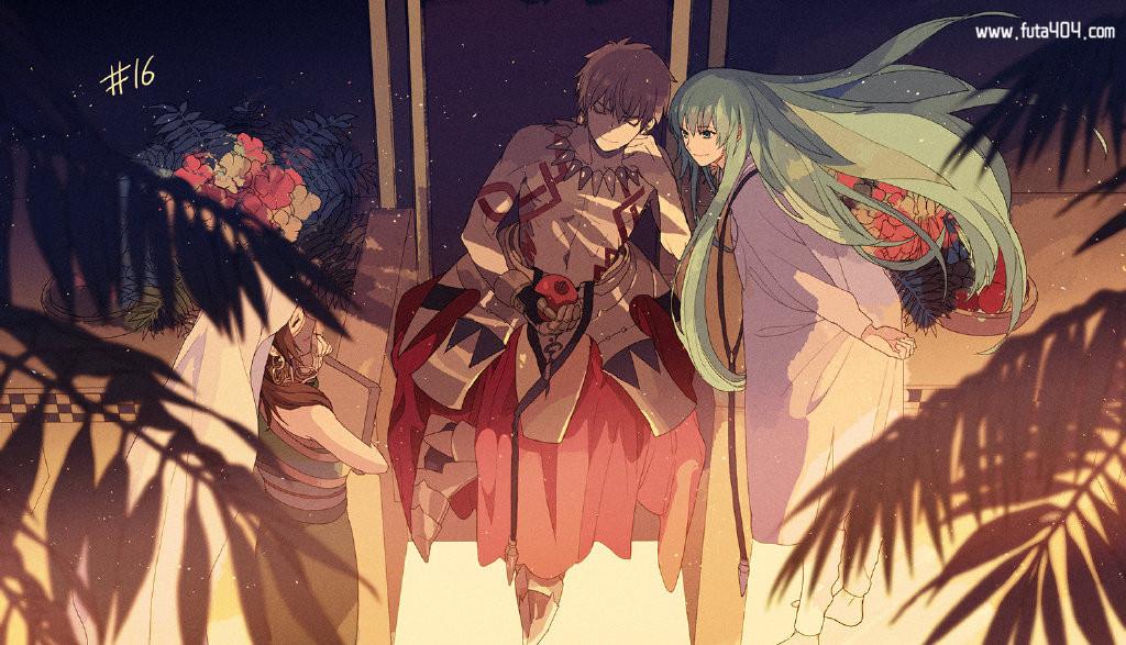 Fate Grand Order 绝对魔兽战线巴比伦尼亚 ED2片尾曲「Prover」下载 Fate Grand Order 动漫音乐 第1张