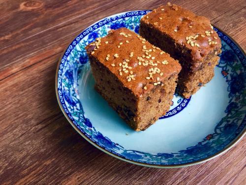 新年红枣糕有新做法,告别烤箱烦恼,松软香甜,做法简单又易学