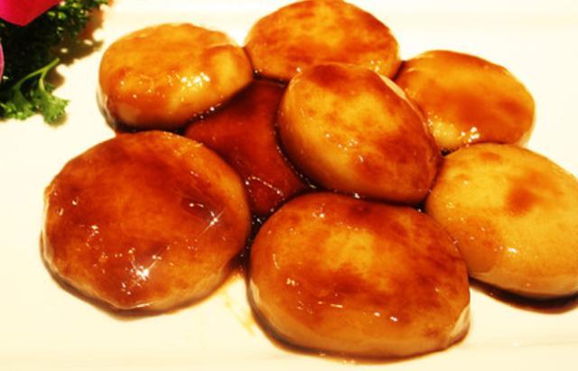 可爱又好吃的糖油粑粑,吃上两个糖油粑粑,就能精神一整天!