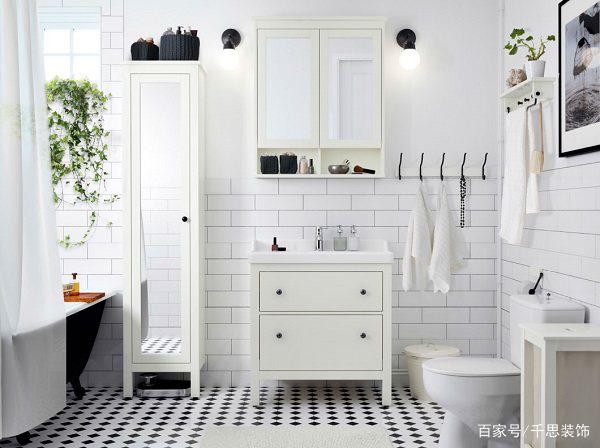你家浴室这么装修的?好不好看?这些好看的浴室效果图赶紧收藏!