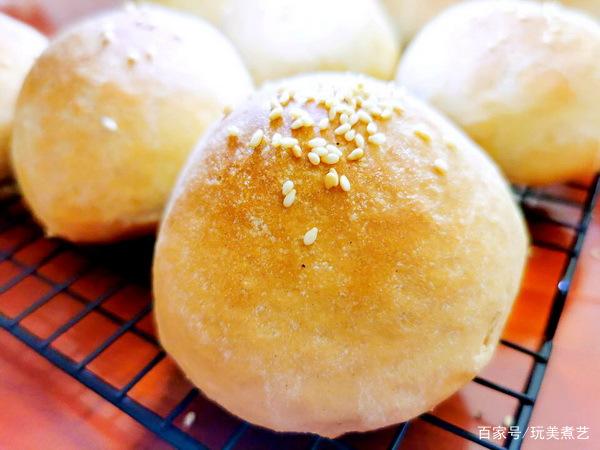 圣诞节不做蛋糕,荞麦面包好吃如欧包