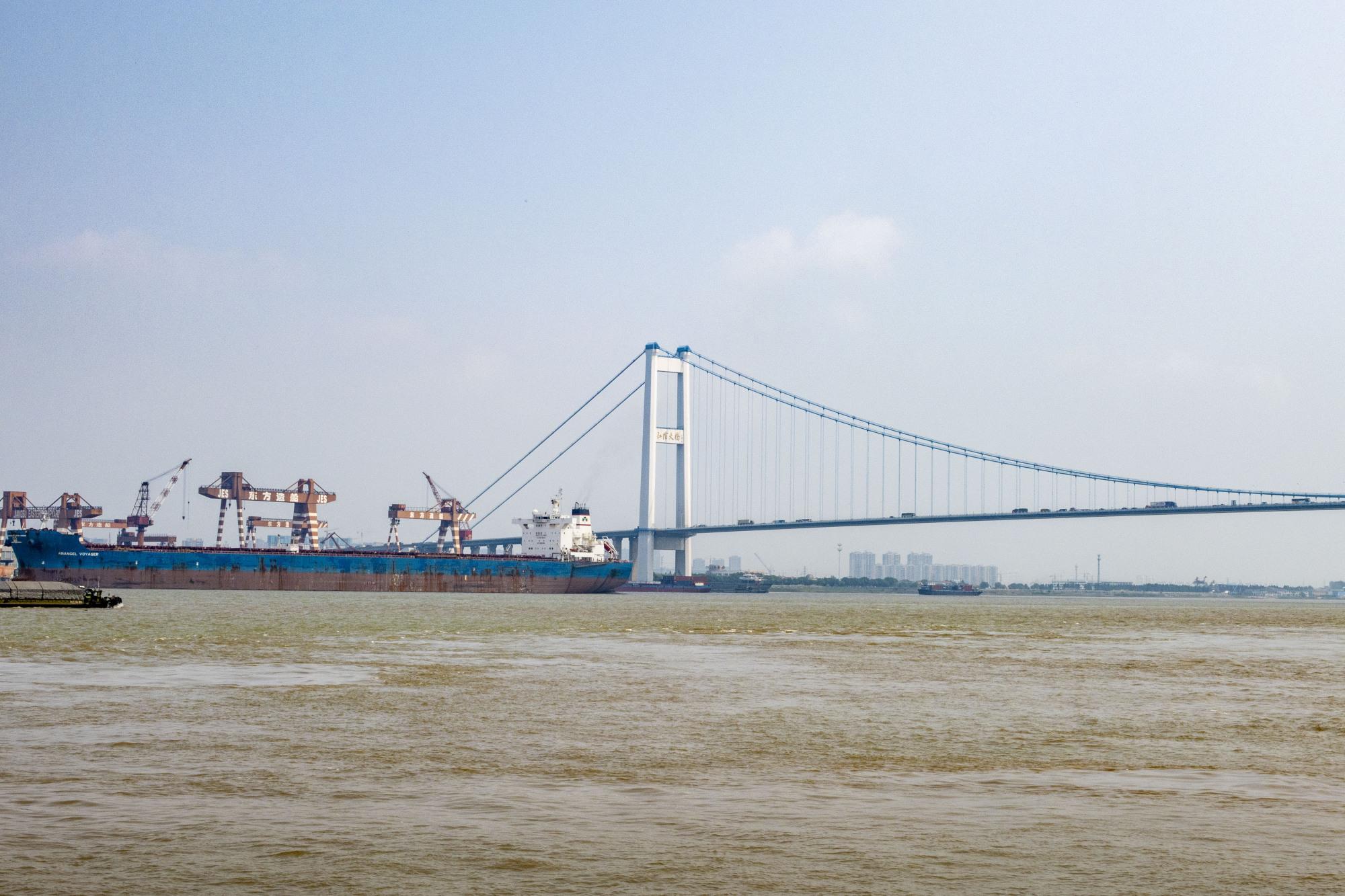 江阴长江大桥