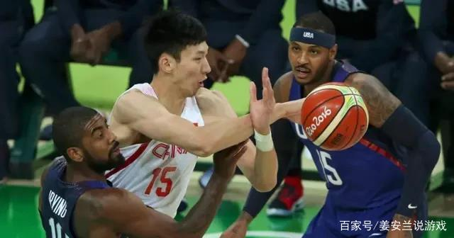 传统说得内线得天下为什么中国男篮最身高却在巴西奥运一胜难求?