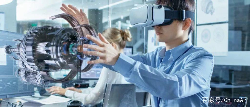 VR目前领先但从长远来看 AR将是一个更大的市场