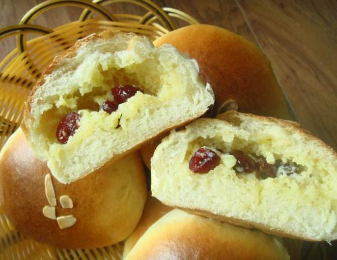 经典奶酥面包的教程,纯手工制作,做法超简单,全家都爱吃