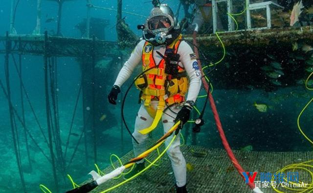 NASA联手美国海军为太空服开发AR显示器DAVD AR资讯